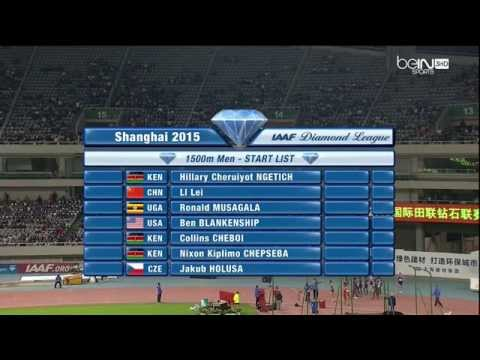 Diamond League 2015 - Shanghai - MIR-LA.com