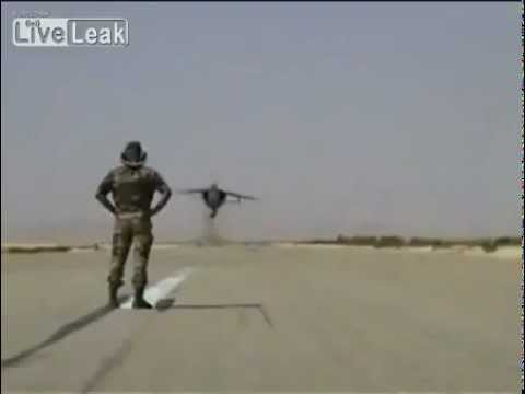 Fighter Jet Low Pass over Head