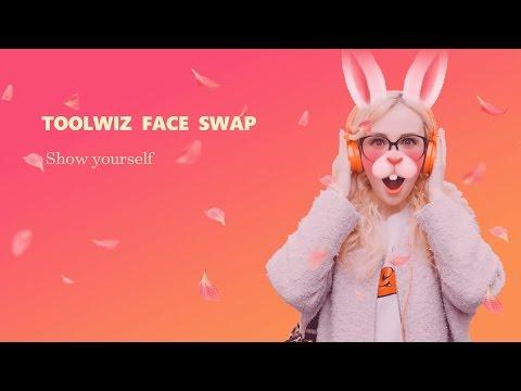 Toolwiz Face Swap Video Selfie