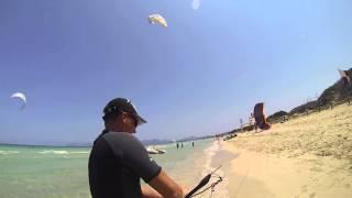 Kite Surfing Mallorca 2015