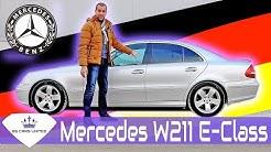 Mercedes W211 E-Class   BG Cars United - Това ли е колата?