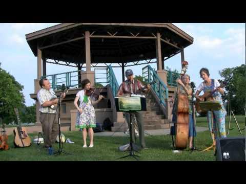 Cottonwood Jam String Band RockyTop @ Walbridge Park Toledo, OH 6/2011