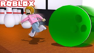 Roblox Escape The Bowling Alley Obby!