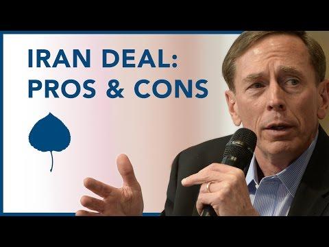 The Iran Deal: Gen. Petraeus & Others Break It Down