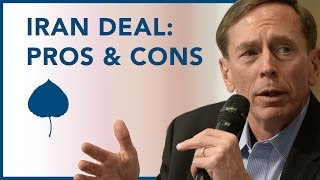 The Iran Deal: Gen. Petraeus & Others Break It Down