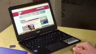 Acer Aspire E 11 Review - Compared to HP Stream 11 - Under $200 Windows 8 Notebook Laptop PC