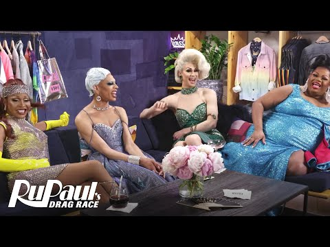 The Season 11 Queens Finale Reaction | RuPaul's Drag Race thumbnail
