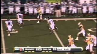 Shiloh Christian vs Greenwood 2010