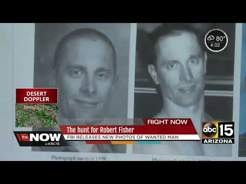The Hunt For Robert Fisher