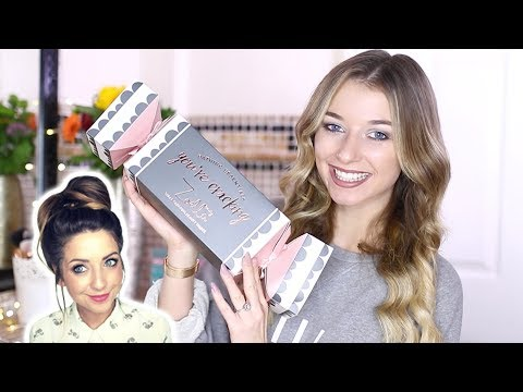 ZOELLA CHRISTMAS CRACKER 2017 | What\'s Inside?