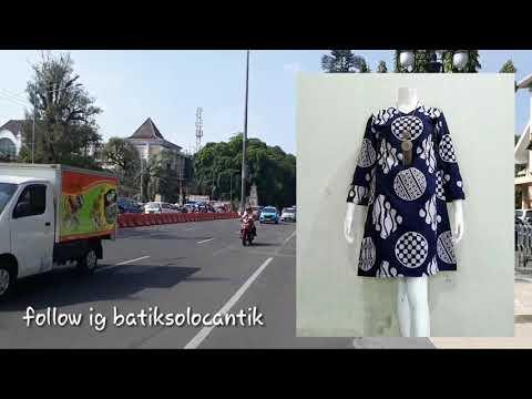 Batik Tulis Model Baju Kerja 2014 By Batiksolocantikcom Bsc