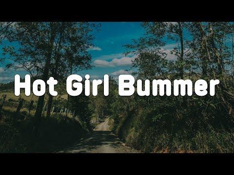 blackbear - hot girl bummer (Lyrics) - 동영상