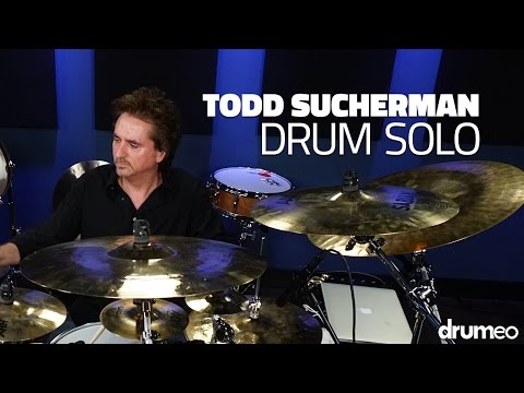 Todd Sucherman Drum Solo - Drumeo
