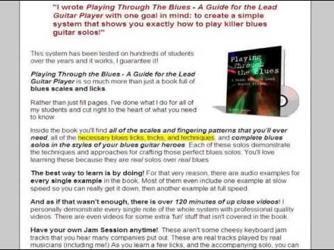 Playing Through The Blues  Download