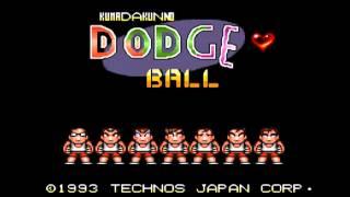 Super Dodgeball SNES Music - England Theme