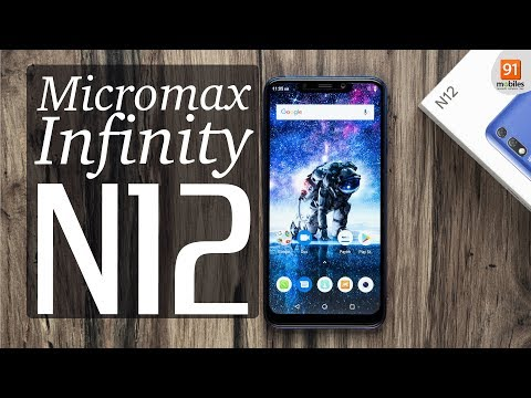 Micromax Infinity N12 Hindi Review: A new King in the offline market???