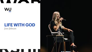 "WorshipU // Jenn Johnson ""Life with God"""