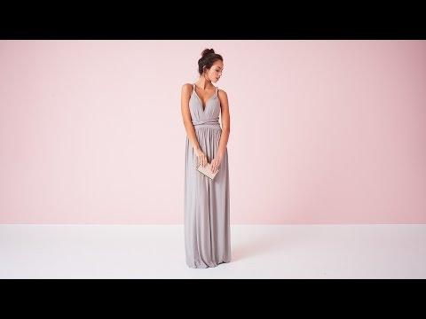 TFNC  Multi-way Bridesmaid Dress