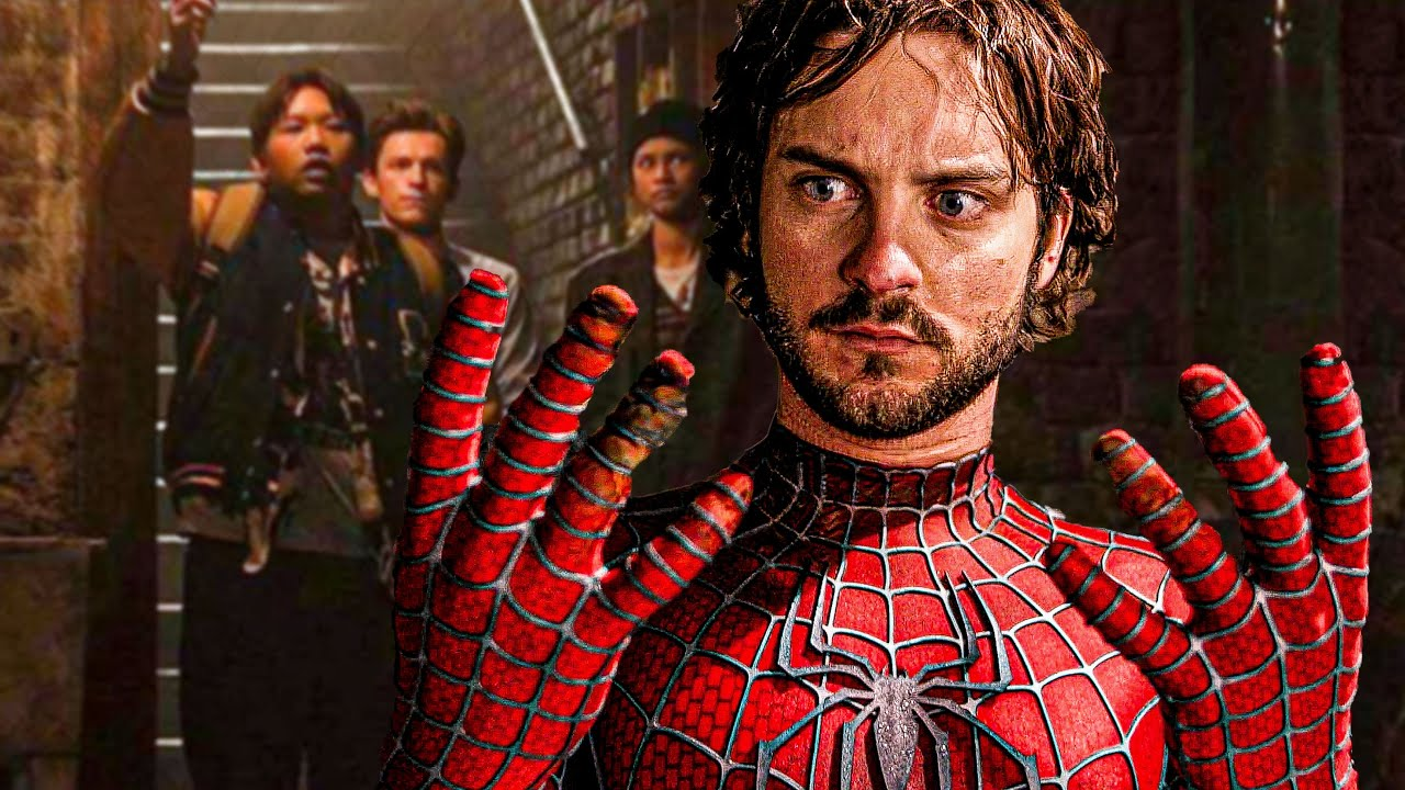 Tobey Maguire's Rumored Appearance In Spider-Man: No Way Home