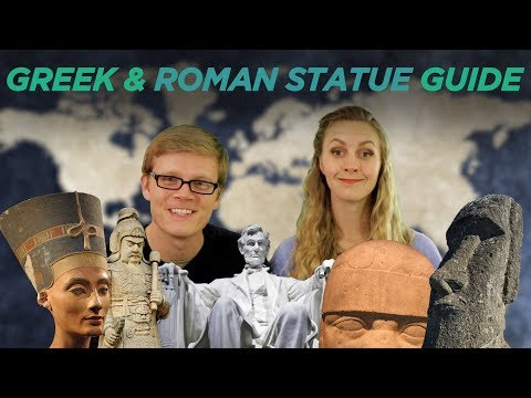 Greek and Roman Statue Guide