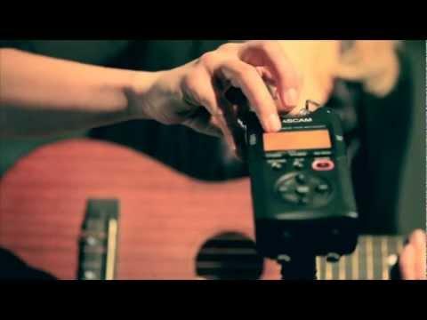 TASCAM DR-40 Four-track Portable Recorder
