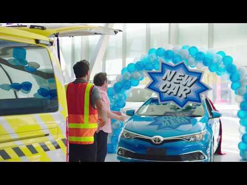 RAA Comprehensive Car Insurance TV Commercial 2017