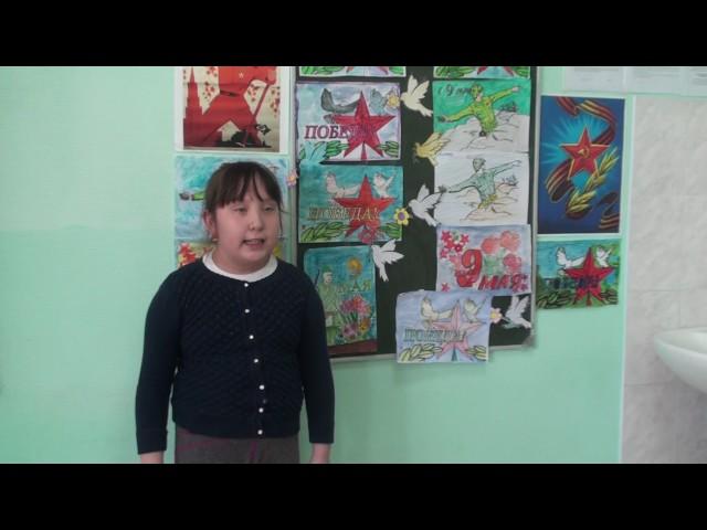 Изображение предпросмотра прочтения – АлинаПономарева читает произведение «Хатынь» Ильинова
