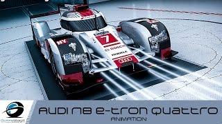 Audi R18 e-tron quattro 2015 Videos