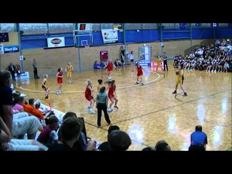 2014 U20s Australian National Championships WA vs SA