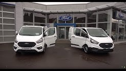 Ford Transit Custom 2020 - Review, Walkaround, Experience, Test