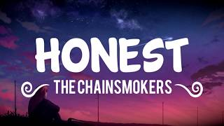 The Chainsmokers - Honest LyricsLyric Video