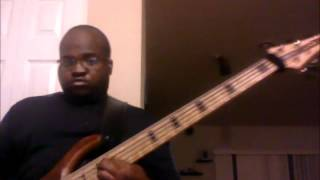 All Around Israel Houghton** and New Breed** (Bass Guitar Cover) - Thanks www.worldwidemusicc.com