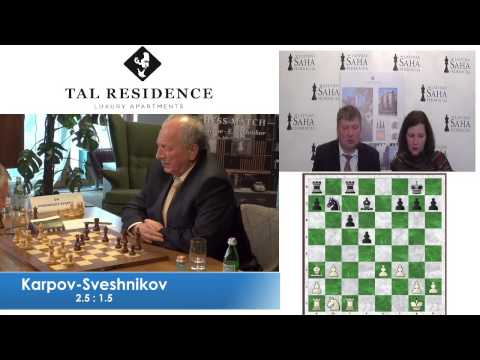 A.Karpov vs E.Sveshnikov - Game 5