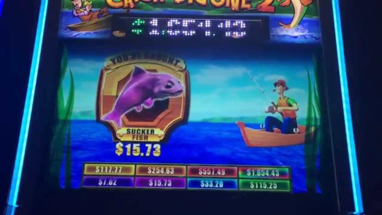 Reel Em In! Catch The Big One 2 Slot Machine