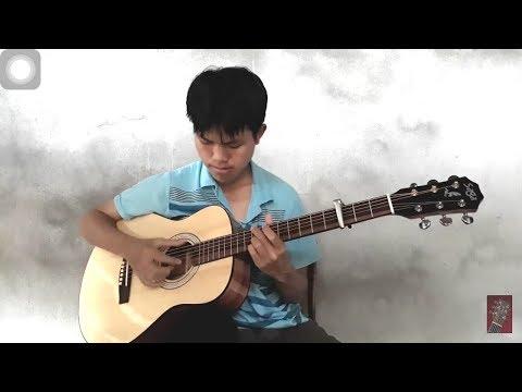 Despacito - Guitar Solo Fingerstyle cover