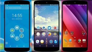 3 Cool Launchers You Should Try! Android Tips #42
