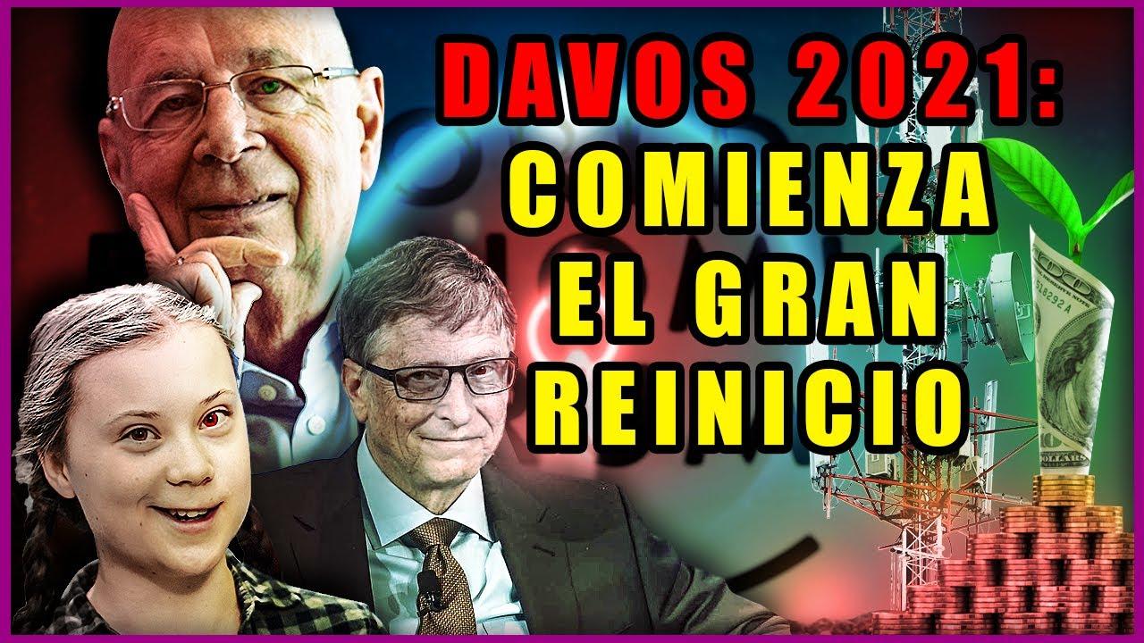 Foro Económico Mundial 2021: El Gran Reinicio y su Capitalismo Ecologista Inclusivo 💰🌳