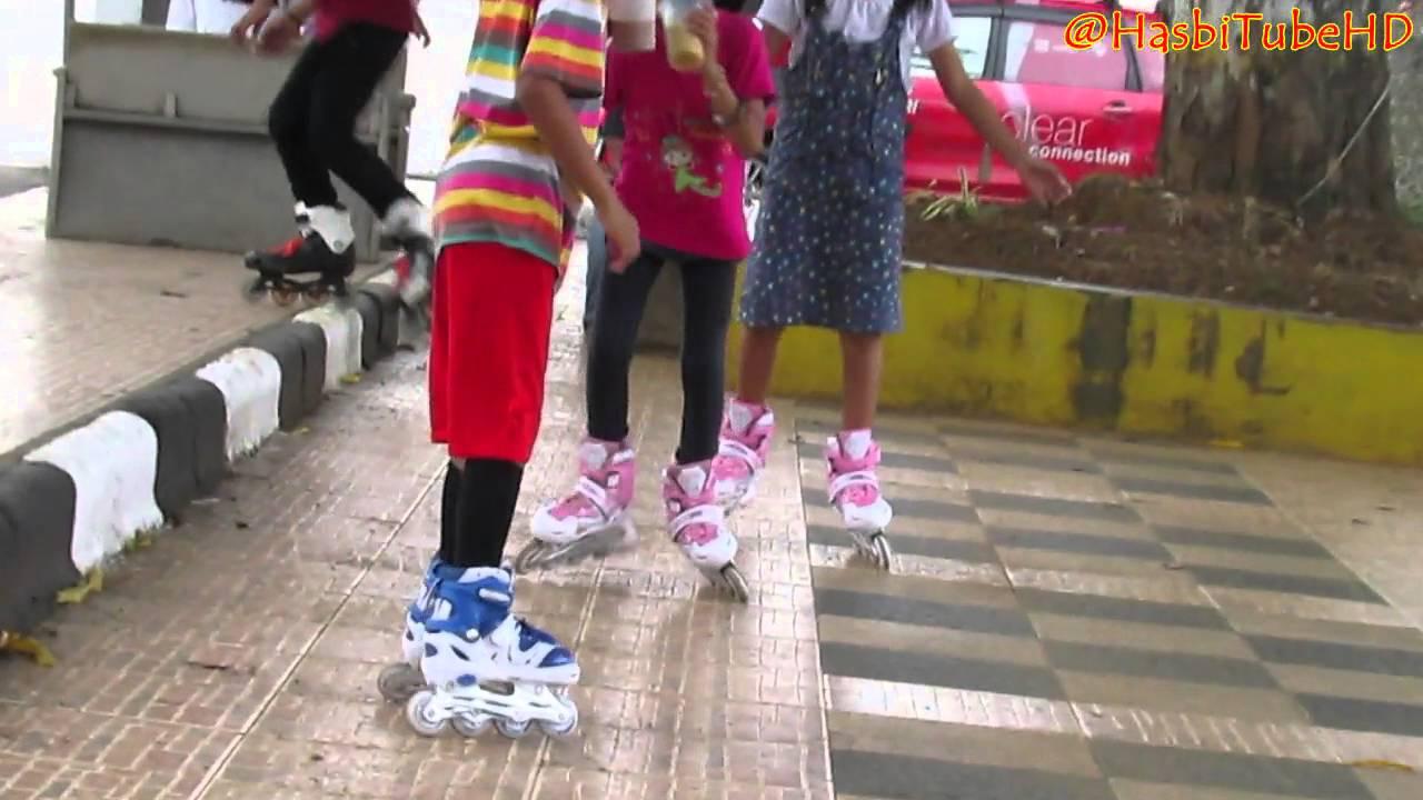 Bermain Sepatu Roda (Roller Skate) - YouTube ae412b1e53