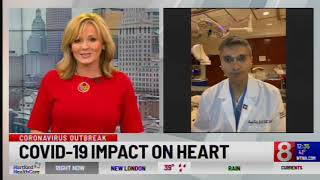 Heart Expert Talks About COVID-19 Impact on Heart