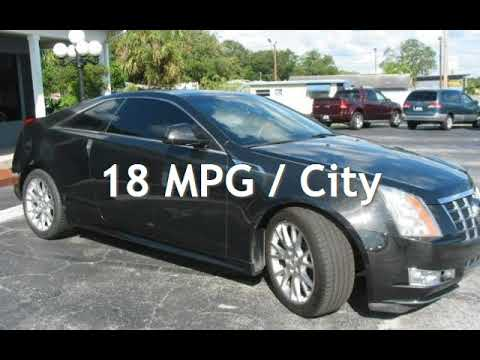 2012 Cadillac Cts 3 6l Premium For Sale In Lakeland Fl Youtube