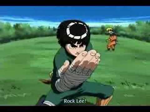 Rock Lee ~ Rock you like a Hurricane