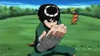 Rock Lee ~ Rock you like a Hurricane