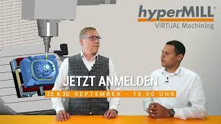 hyperMILL VIRTUAL Machining - Basic & Advanced
