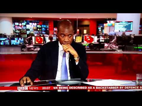 BBC News Live - Hacked By ISIS?