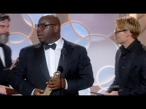 "Golden Globes: ""American Hustle"" picks up three ""12 Years a Slave"" best drama."