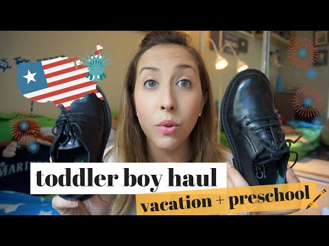 toddler-boy-haul!-vacation-+-preschool