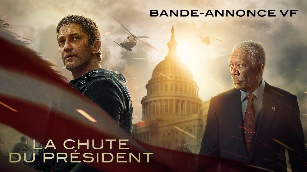 LA CHUTE DU PRESIDENT - Bande-annonce VF