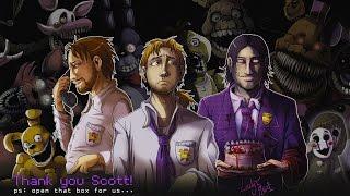 FNAF   Песня Фиолетового Парня