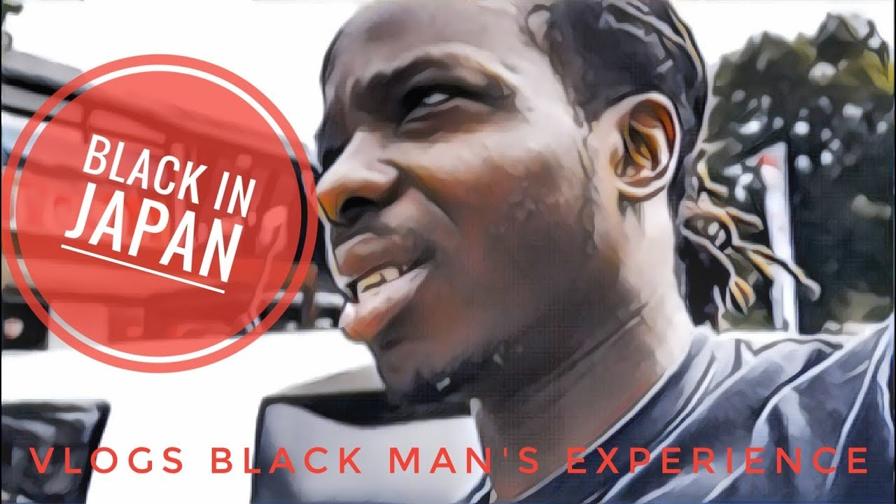 Black In Japan On Information Man Show