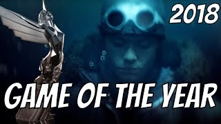 The GAME AWARDS 2018 GAME OF THE YEAR? GOTY